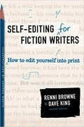 Self-Editing for Fiction Writers-Renni Browne & Dave King