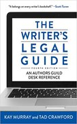 The Writer's Legal Guide-Tad Crawford & Kay Murray