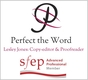 Lesley Jones - Fiction editor-Perfect the Word