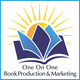 Book Marketing, Promotion, also Editing, Cover and Interior Design, Typesetting-AG One On One Book Production & Marketing