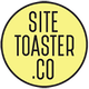 SiteToaster website design-Site Toaster