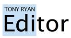 Book editor-Tony Ryan Editorial
