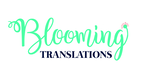 English into Spanish translation, editing and proofreading services-Blooming Translations
